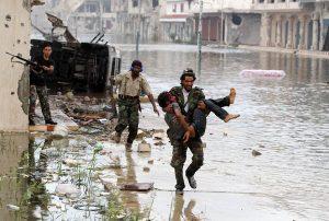 Battel in Sirte