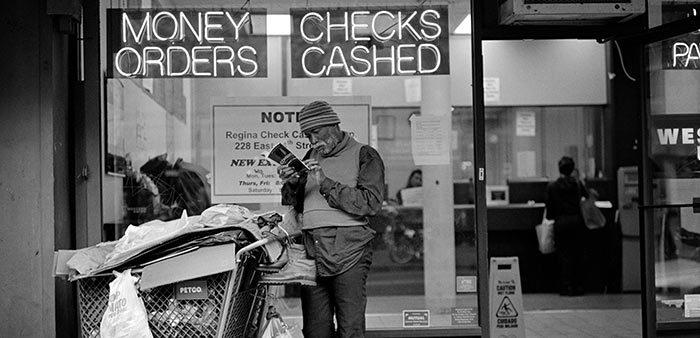 Homeless man, New York, May 1, 2009. Ashley Gilbertson/VII/Corbis