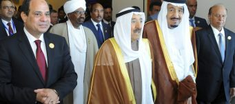 Leaders at the 26th Arab League Summit, Sharm El-Sheikh
