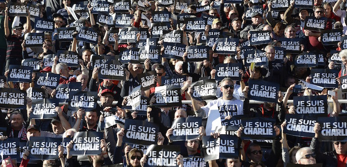 Je Suis Charlie The Cairo Review Of Global Affairs