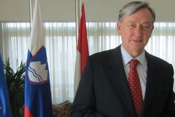 Former Slovenian President Danilo Türk