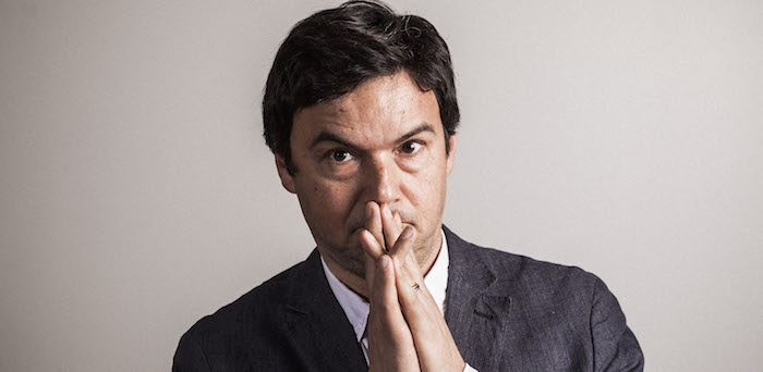 Thomas Piketty, Paris, April 1, 2014. Ed Alcock/Eyevine/Redux