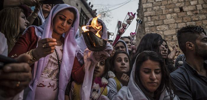 Yazidi People The Yazidi Geno...