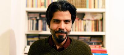 Pankaj Mishra, London, Dec. 3, 2016. Sanam Gharagozlou for the Cairo Review