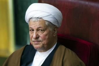 Former president Akbar Hashemi Rafsanjani at Iran's Assembly of Experts' biannual meeting in Tehran, March 8, 2011. Raheb Homavandi/Reuters