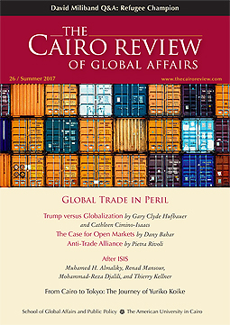 Global Trade in Peril