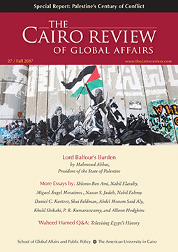 Palestine's Century of Conflict