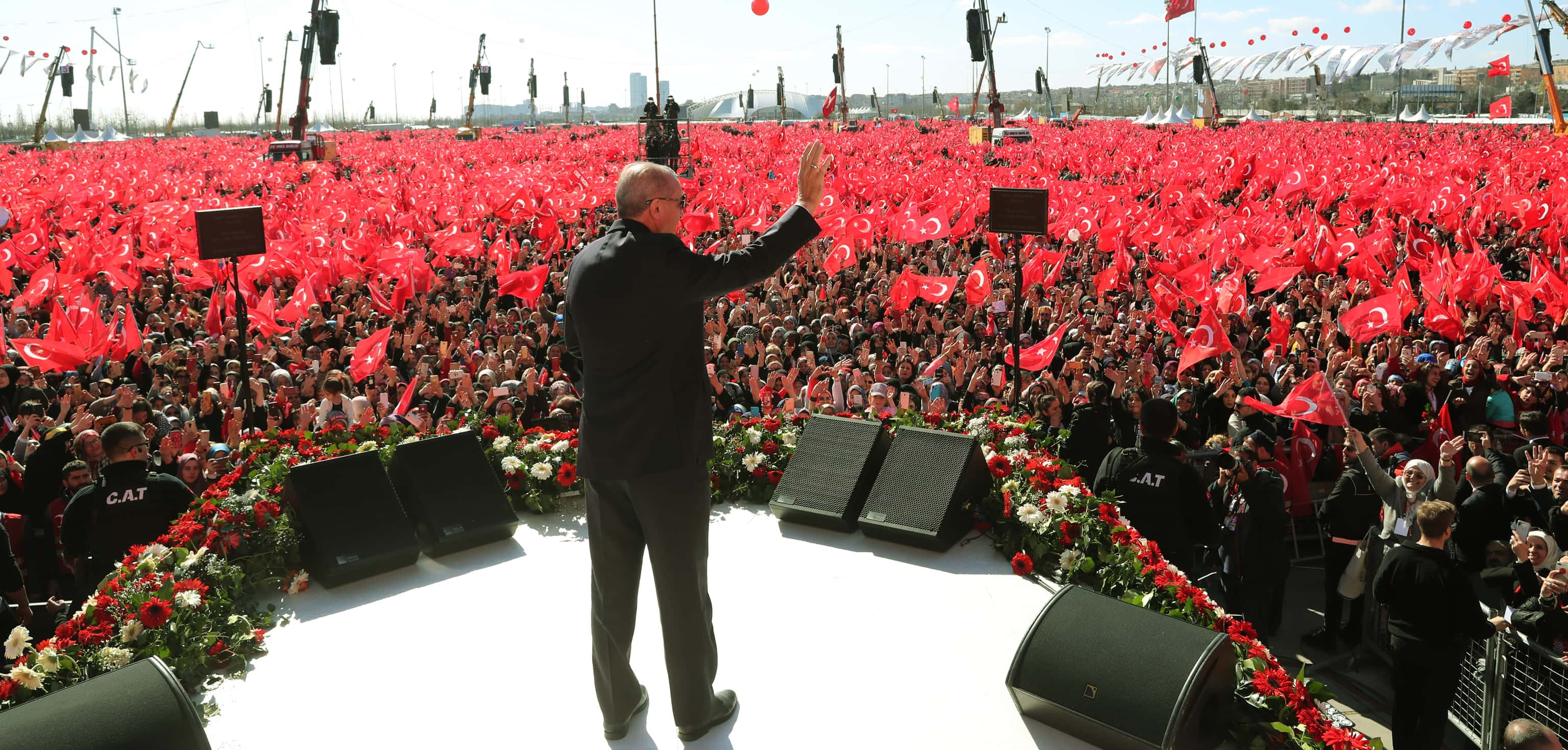 Turkey's Pan-Islamist Foreign Policy – The Cairo Review of