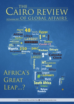 Africa's Great Leap…?